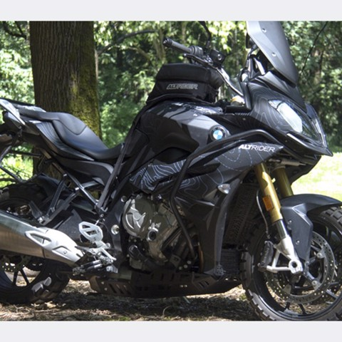 ALTRIDER CRASHBAR BMW S1000XR - BLACK (With Mounting)