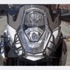 ALTRIDER CLEAR HEADLIGHT GUARD 1290 SUPER ADV - BLACK