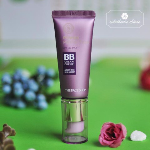 Kem BB The Face Shop Face it power perfection BB cream SPF37 PA++