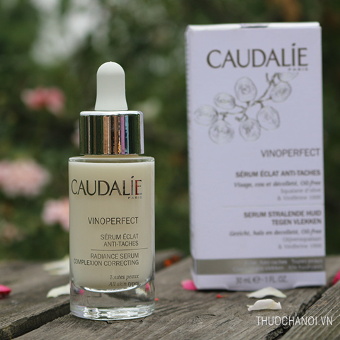 Serum trị nám trắng da Caudalie Vinoperfect Serum Anti Taches