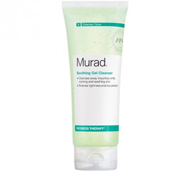 SOOTHING GEL CLEANSER (*)