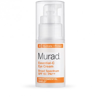 ESSENTIAL-C EYE CREAMBROAD SPECTRUM SPF 15 PA++ (*)