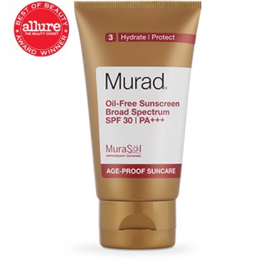 OIL FREE SUNSCREENBROAD SPECTRUM SPF 30 PA+++ (*)