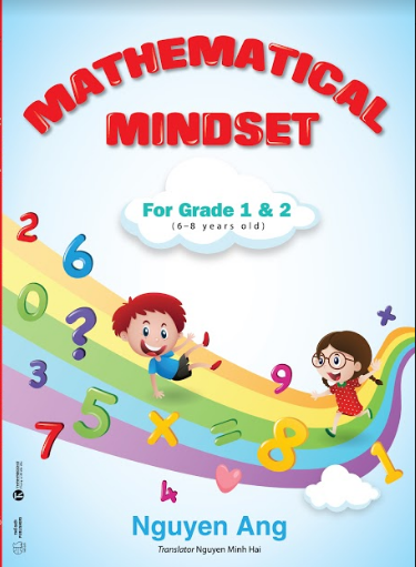 Mathematical Mindset for grade 1&2 (6-8 Years old)