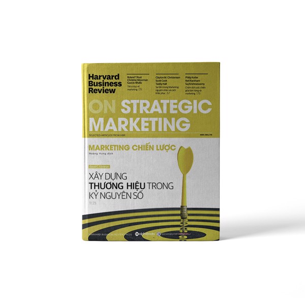 Harvard business review ON - Marketing chiến lược