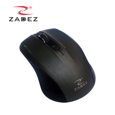 Wireless Mouse ZADEZ M390 - Black