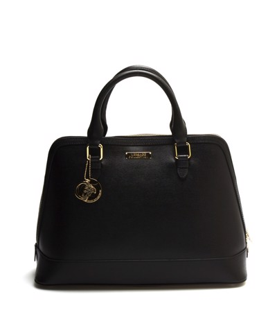 Versace Collections Women Leather Handbag