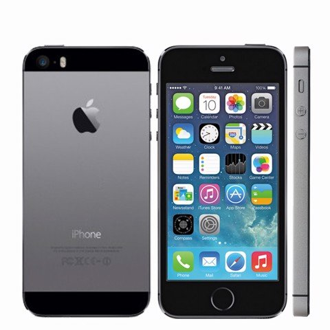 iPhone 5s 16gb gray zin 99%