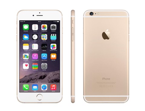 iPhone 6 gold 16GB zin phẩy