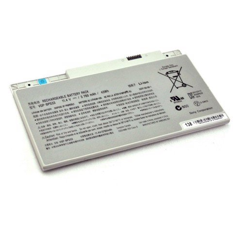Pin Laptop Sony BPS33
