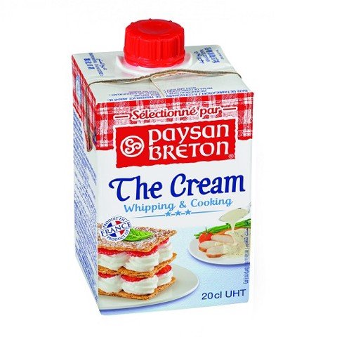 Whipping Cream Paysan 200ml