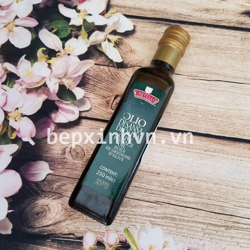 Dầu oliu Castello 250ml