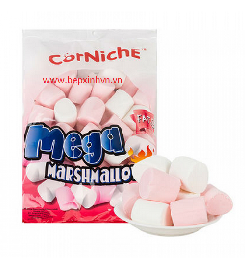 Kẹo marshmallows Mega 120g