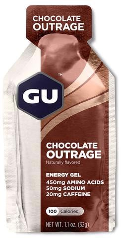 GU Energy Gel - Chocolate Outrage
