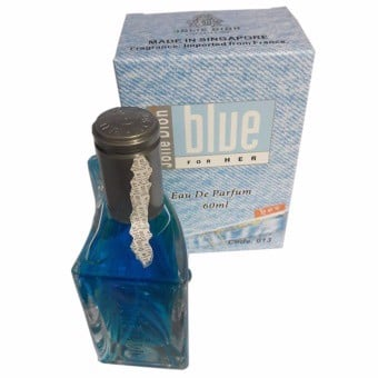 Nước hoa nữ Jolie Dion Blue For her 60ml singapore