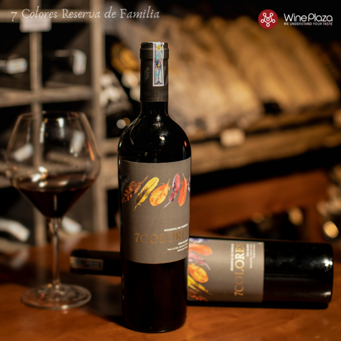 7Colores Reserva De Familia - Red Blend
