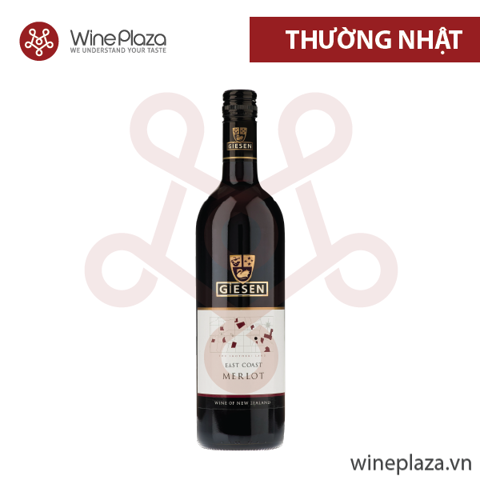 Rượu vang đỏ New Zealand - Estate Merlot