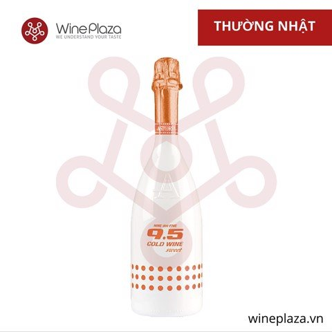 Rượu vang nổ Ý - 9.5 Cold Wine Sweet - Astoria