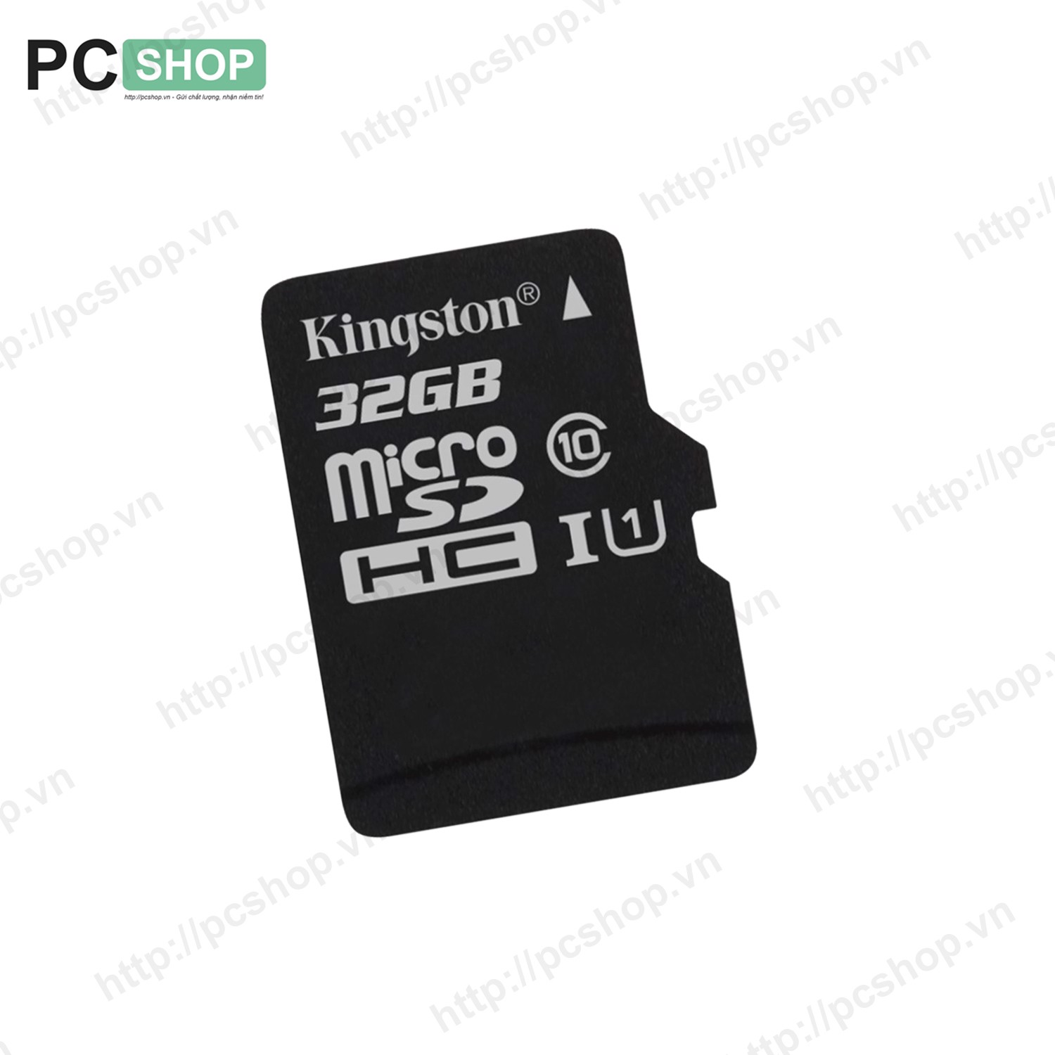 Thẻ nhớ MicroSD Kingston SDC10G2 32GB - Ko adapter