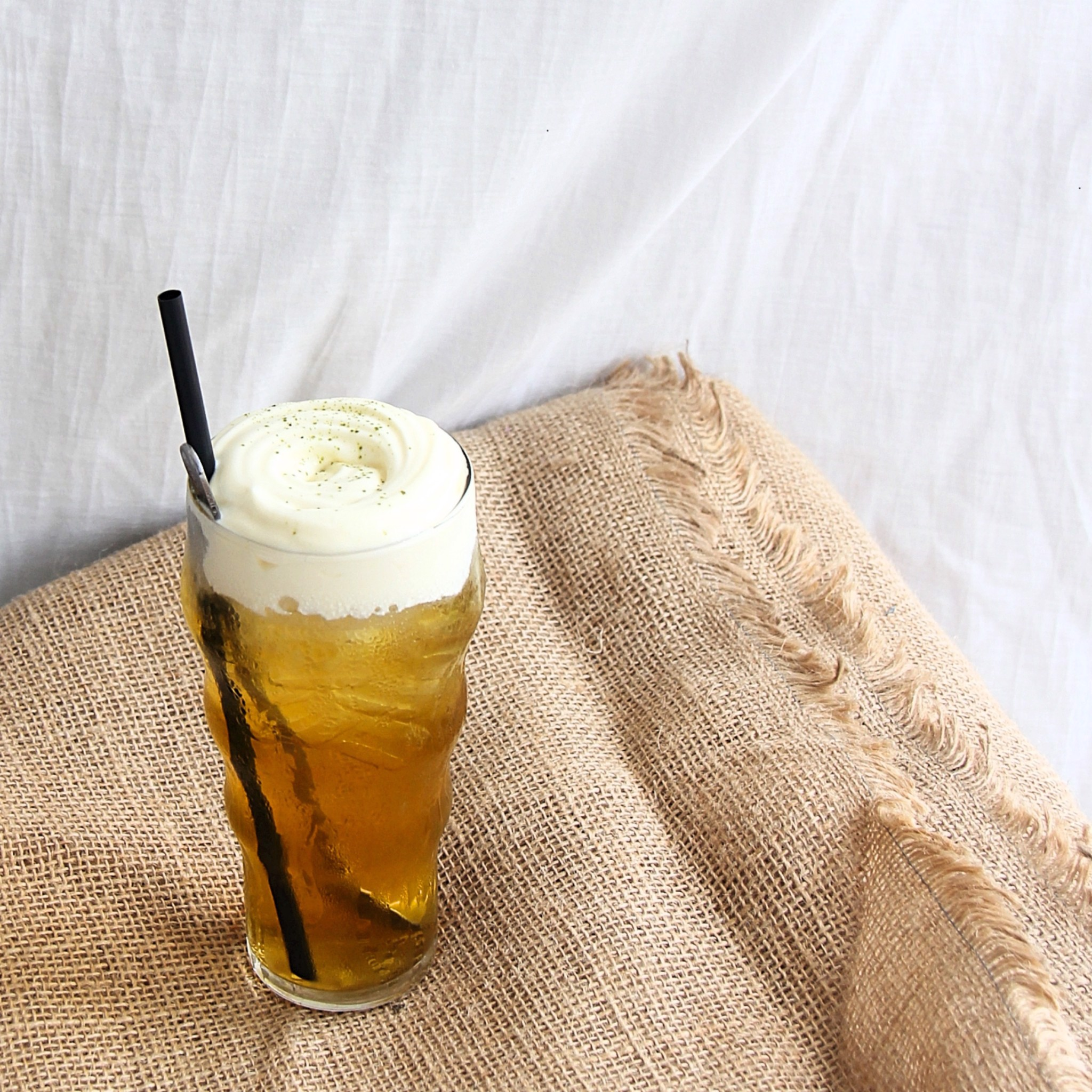 Drinks/ Refreshing Tea - Green Tea