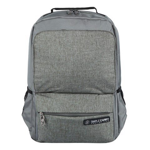 Balo laptop 15.6 inch simplecarry B2b01 B.Grey