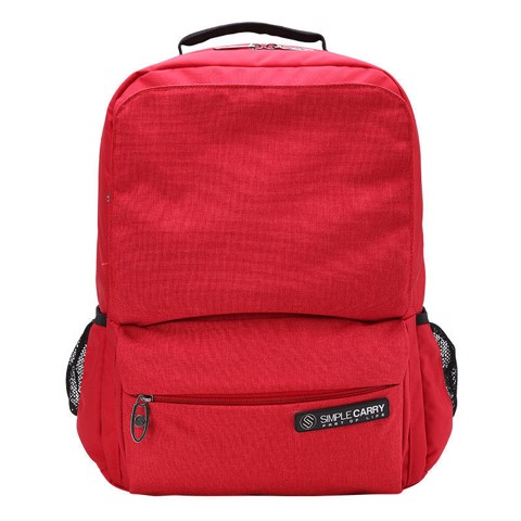 Balo laptop 15.6 inch simplecarry B2b01 Red