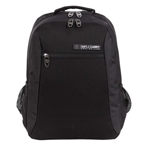 Balo laptop 15.6 inch simplecarry B2b04 Black