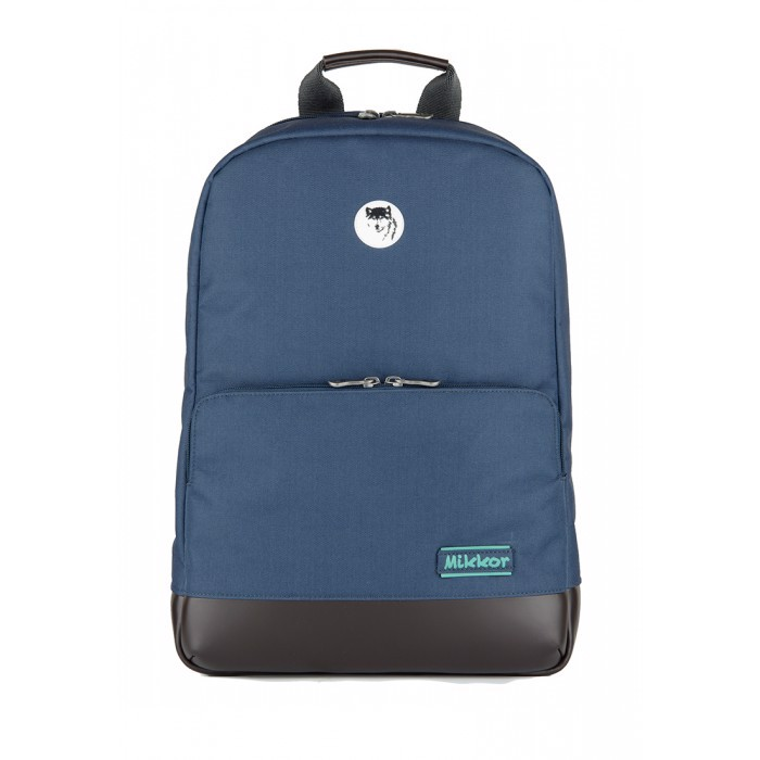Balo Laptop 15.6 Inch The Boris Premier xanh Navy