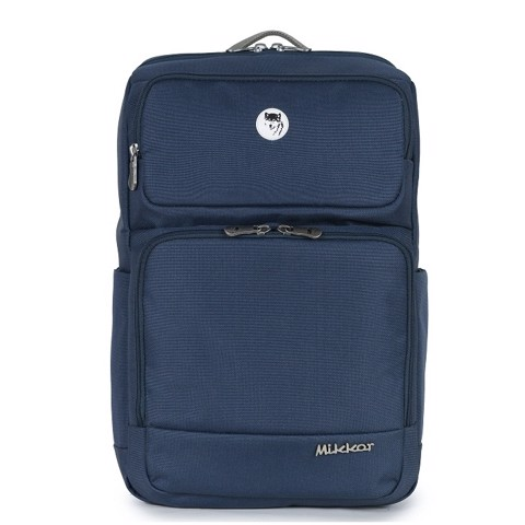 Balo laptop mikkor the ives backpack 15.6 inch màu xanh