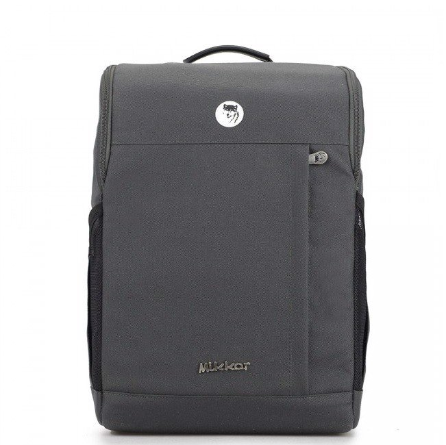 Balo laptop the lewis backpack charcoal 16.5 inch