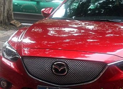 Mặt Calang Bentley Mazda 6 2015+