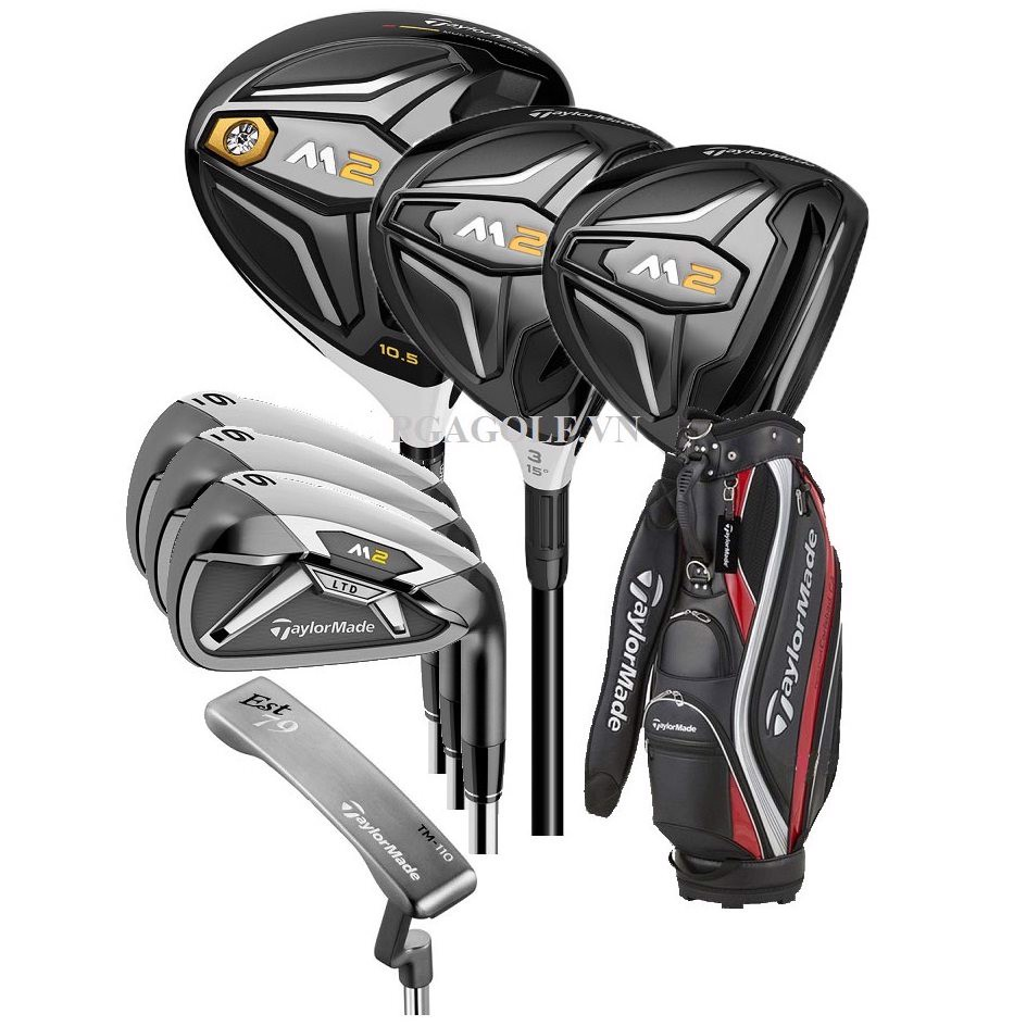 Bộ Gậy Golf Taylormade M2 2016 (Sold out)