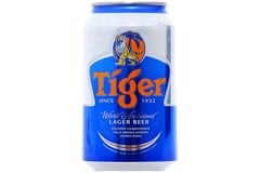 Bia Tiger xanh lon 330ml