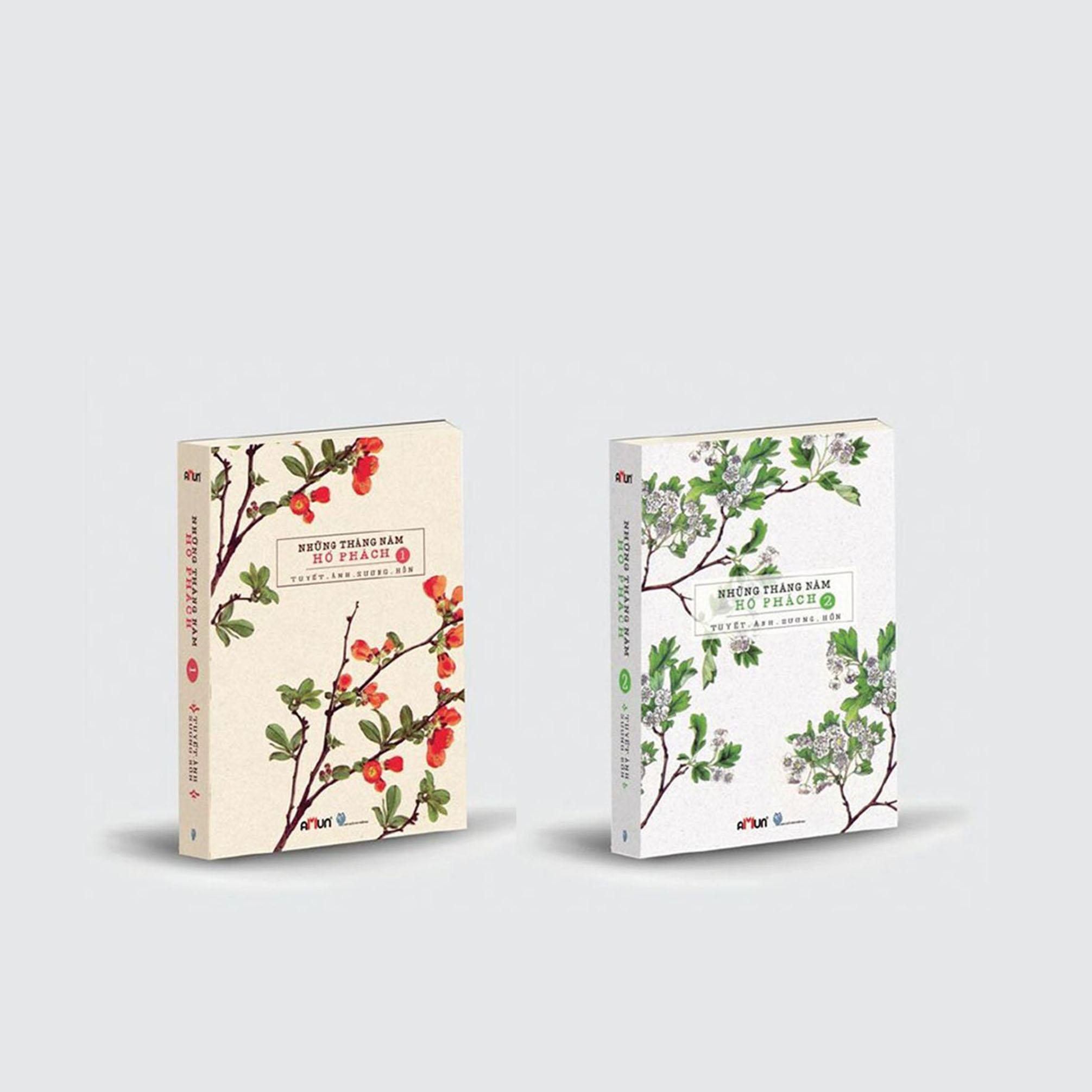 Trọn bộ Những tháng năm hổ phách 2 tập