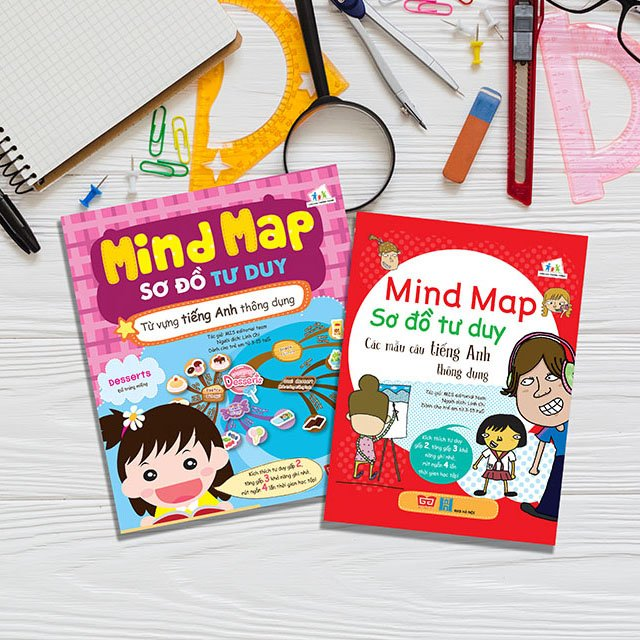Set Mind Map 2 tập
