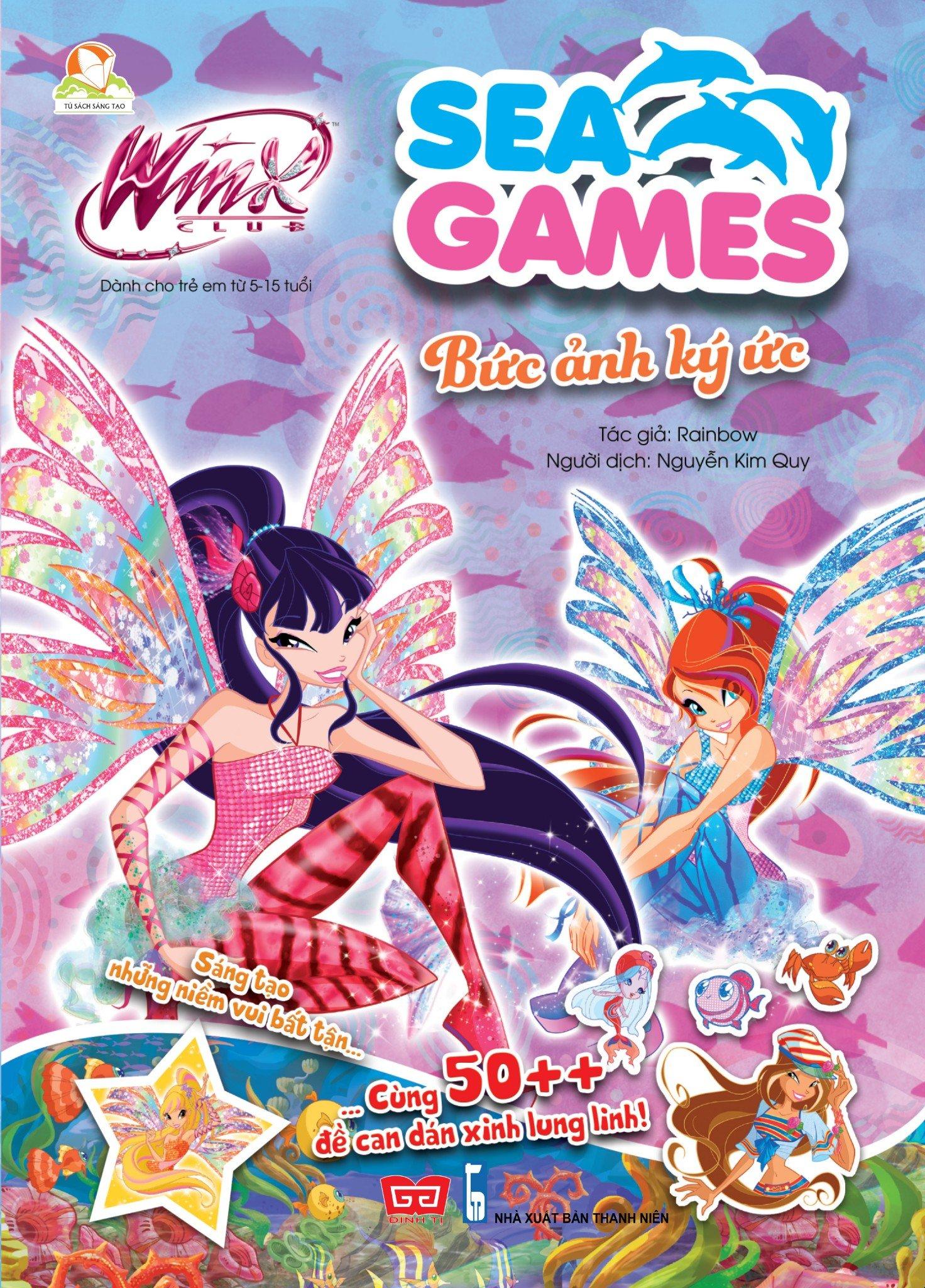Winx club – Sea Games - Bức ảnh ký ức