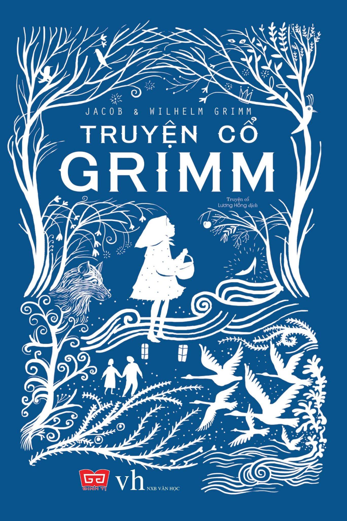 Truyện cổ Grimm Bìa mềm (180) - Tái bản 2018
