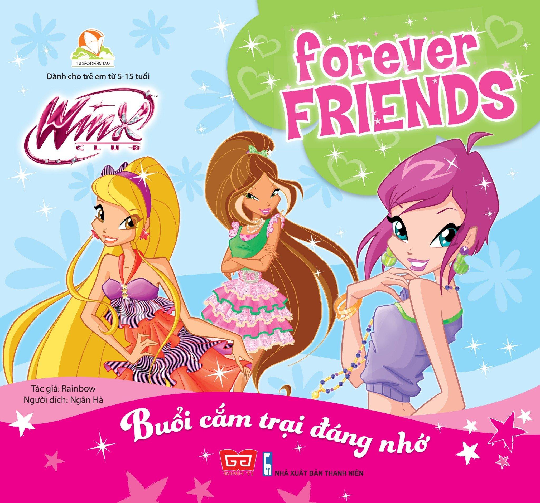 Winx club - Forever Friends - Buổi cắm trại đáng nhớ
