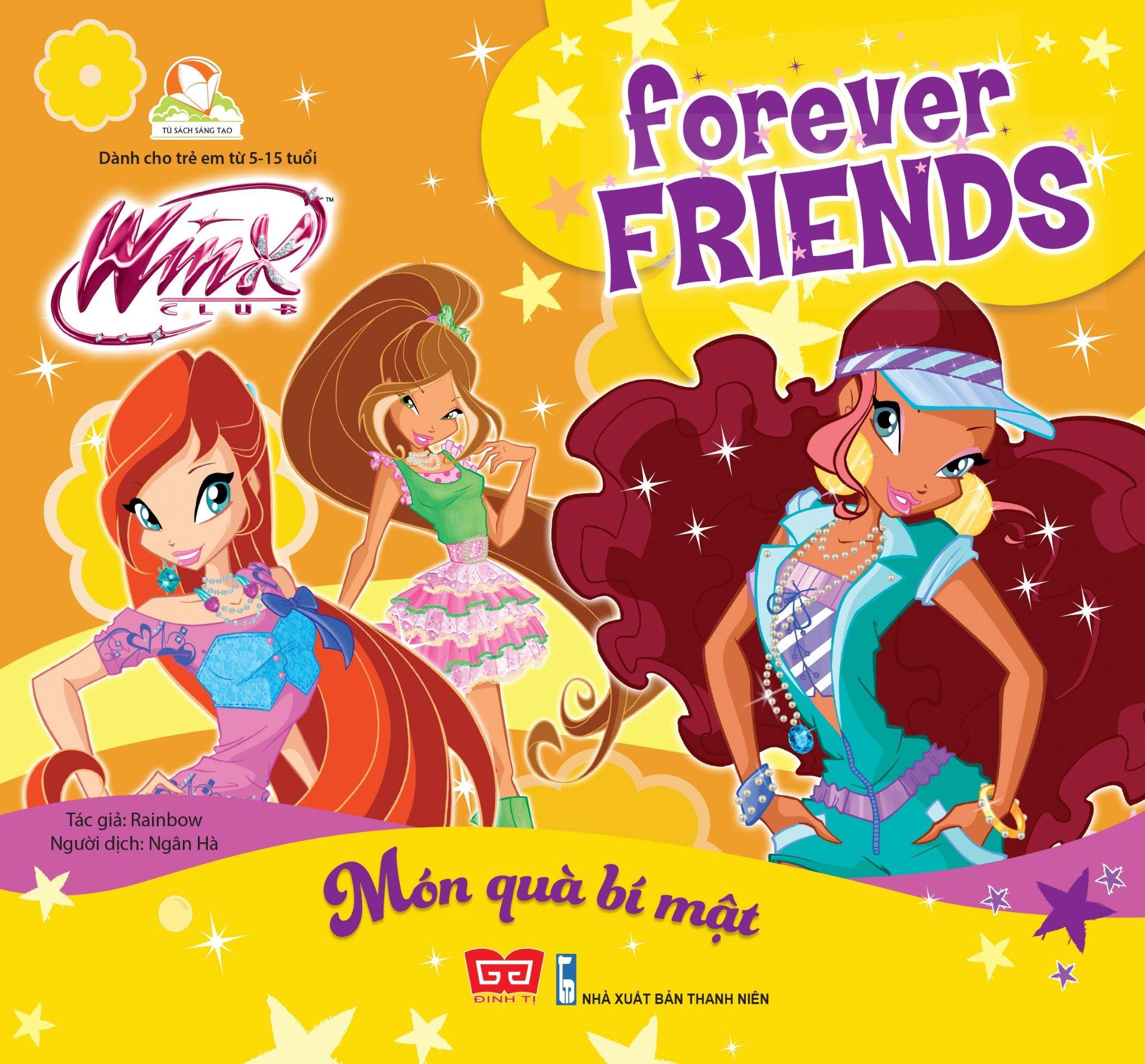 Winx club - Forever Friends - Món quà bí mật