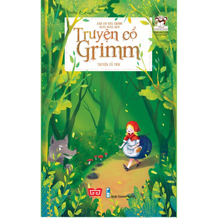 Truyện cổ Grimm (78N)