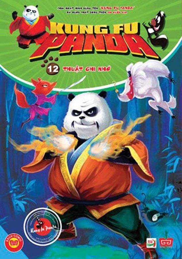 Kung Fu Panda 12