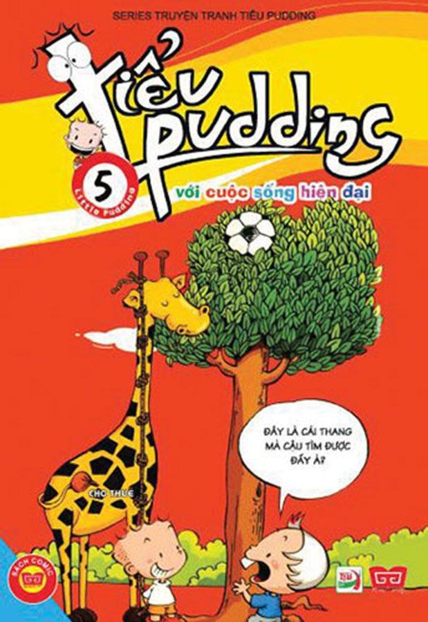 Tiểu Pudding với cuộc sống hiện đại 5