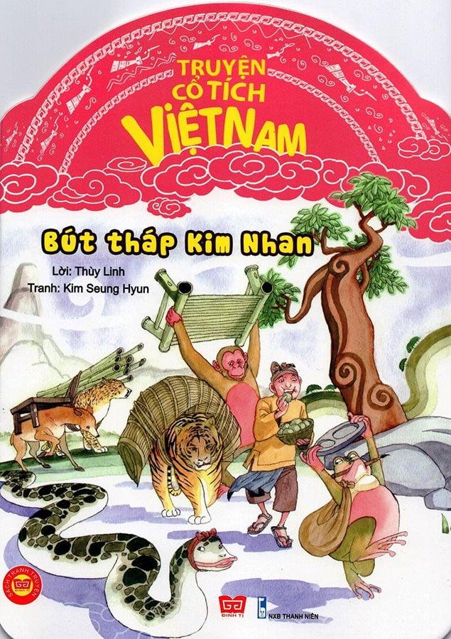 TCTVN - Bút tháp kim nhan