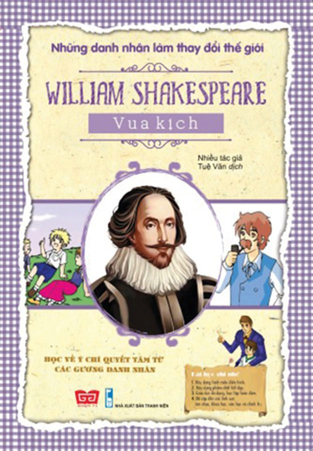 NDNLTDTG - William Shakespeare - Vua kịch