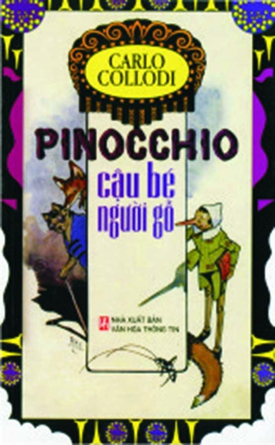 Pinochio cậu bé người gỗ