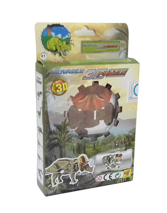 Khủng long 3 sừng - Triceratops HWMP-40