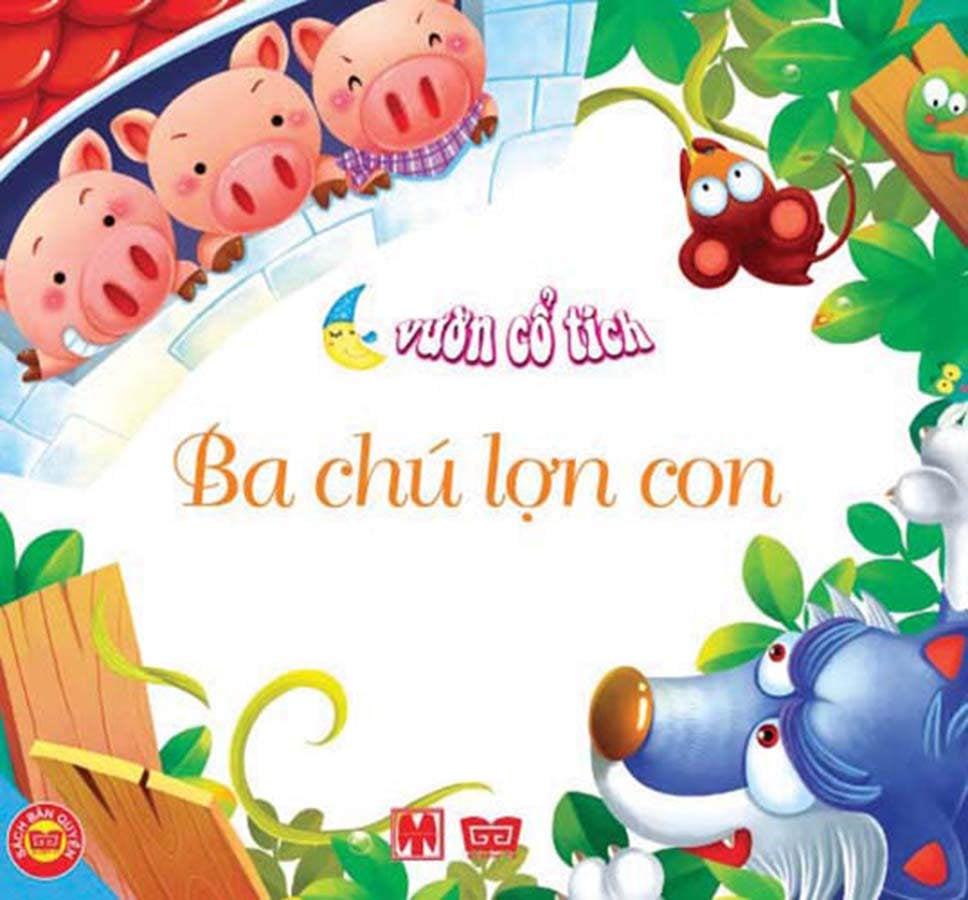 VCT-Ba chú lợn con
