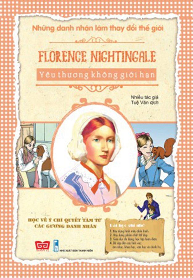 NDNLTDTG - Florence Nightingale - Yêu thương không giới hạn