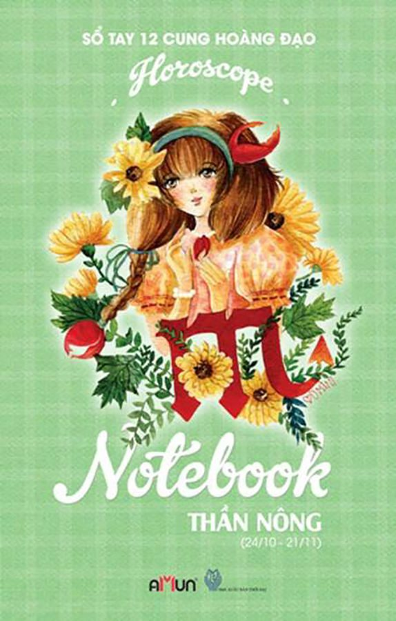Horoscope - Notebook - Thần Nông