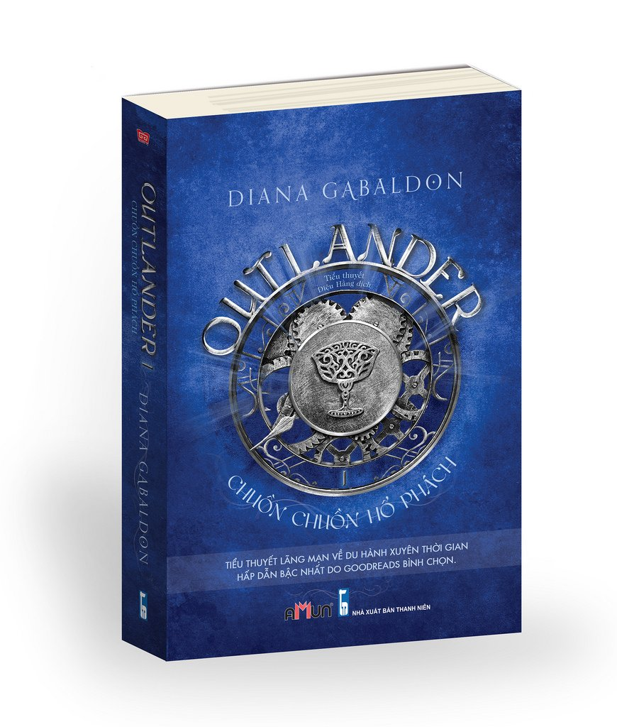 Outlander - Chuồn chuồn hổ phách 1